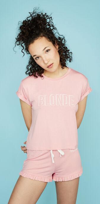 Top rose soblondiz pink.