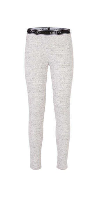 Matiz light grey leggings grey.