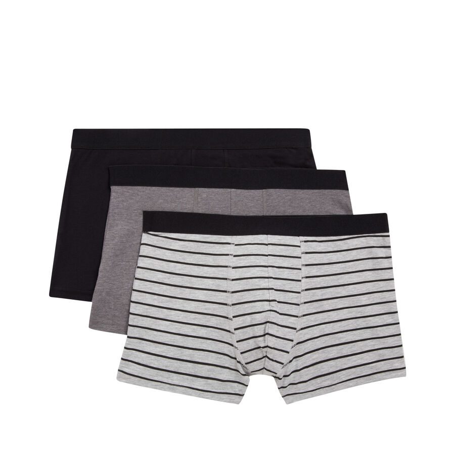 Set of three Gradientiz boxer shorts;${refinementColor}