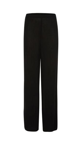 Pantalon noir jelaniz black.