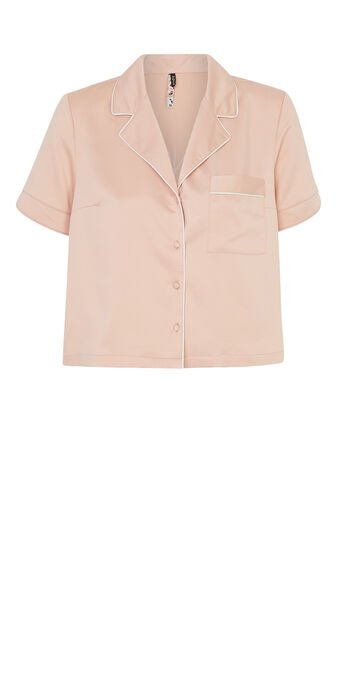 Pyjamiz coral pink pyjamas pink.