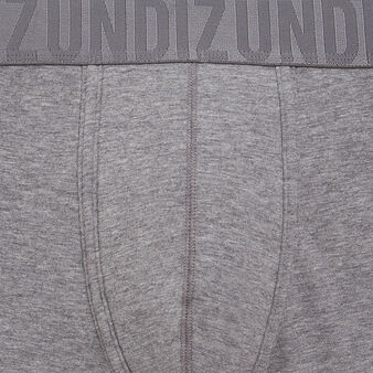 Oreliz dark grey boxer shorts.
