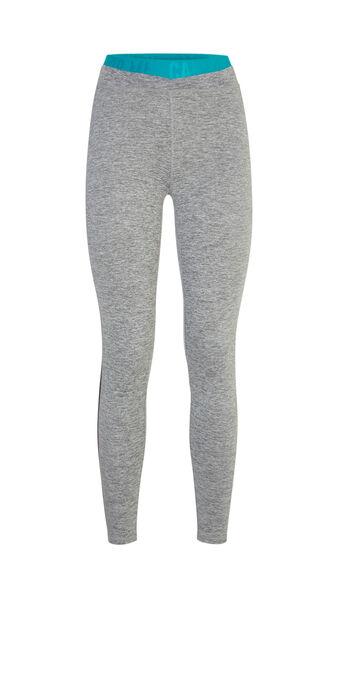 Legging de sport gris dontiz grey.