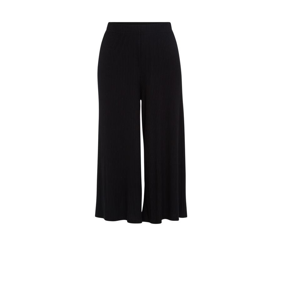 Pantalon noir azukiz;${refinementColor}