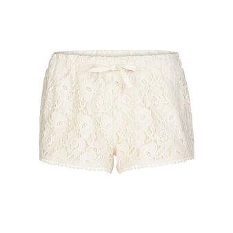 Short beige sereiz white.