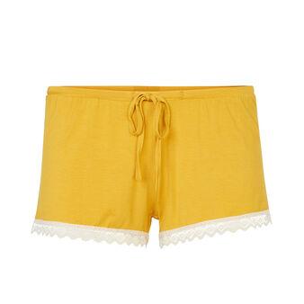 Short jaune vitamiz yellow.