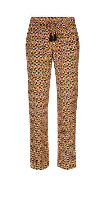 Pantalon orange minitriz.