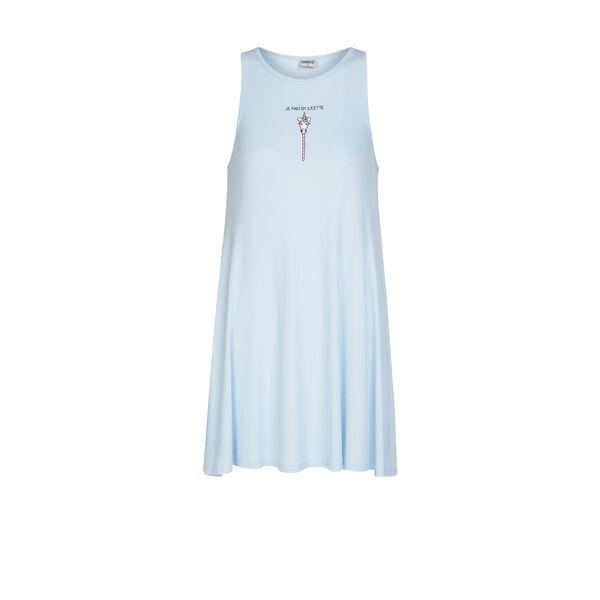 Vestido azul jepariz;${refinementColor}