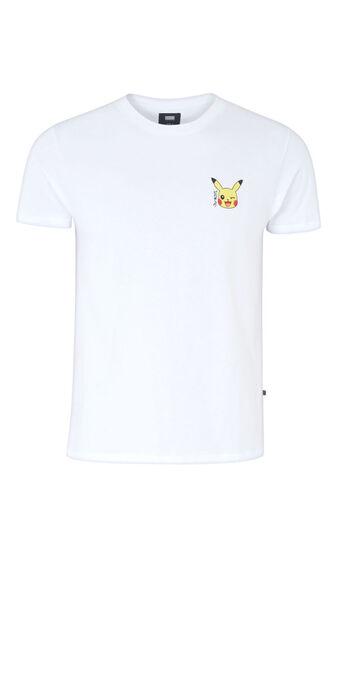 T-shirt blanc cromimiz white.