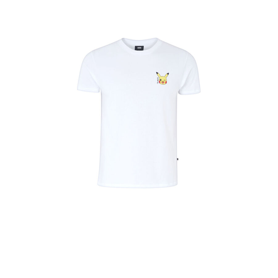 T-shirt blanc cromimiz;${refinementColor}