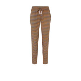 Pantalon marron oventiz brown.