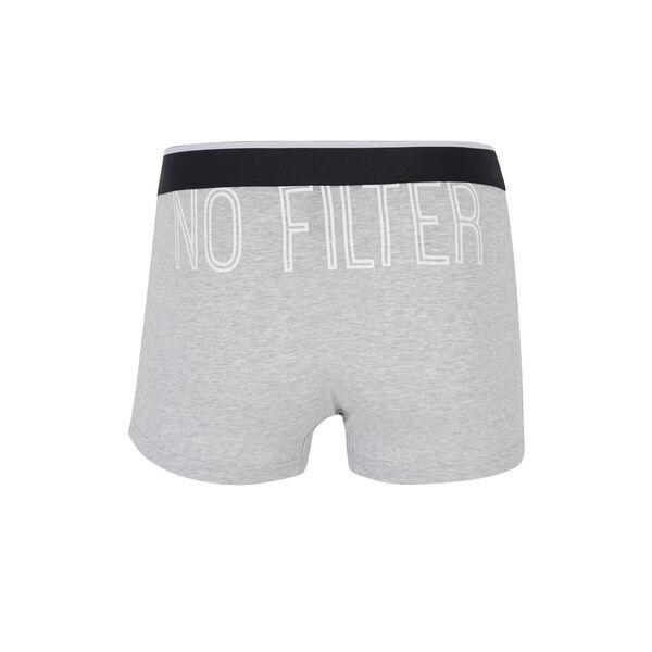 Letmoviz grey boxer shorts;${refinementColor}