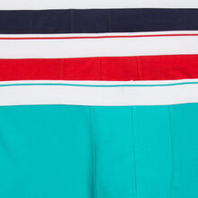 Lot de trois boxers tartariz blue.