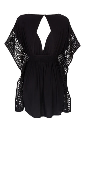 Incorpiz black tunic black.