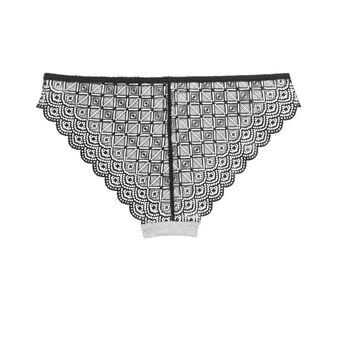 Relouiz 3 light grey knickers grey.