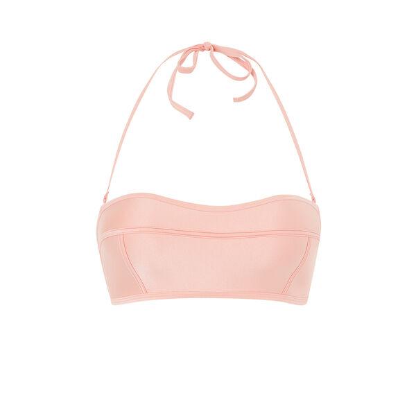 Poupiz pink bikini top;${refinementColor}
