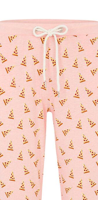 Pizziz light pink trousers pink.