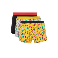 Lot de boxers ananiz green.