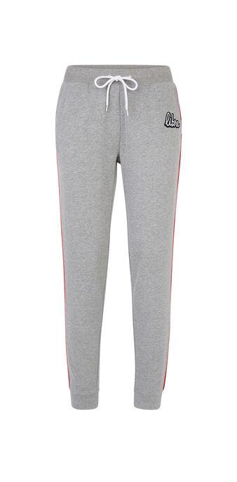 Pantalon gris superjamiz grey.