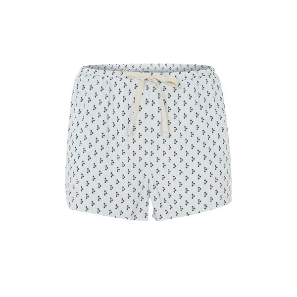 Mouchiz pale green shorts;${refinementColor}