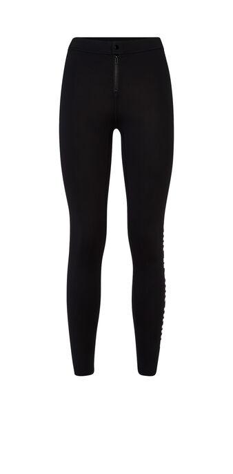 Legging de sport noir sexiz black.