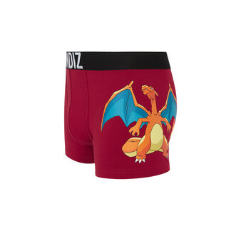 Boxer rouge fireiz red.