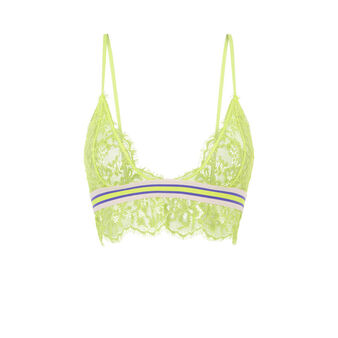 Showiz yellow triangle bra yellow.