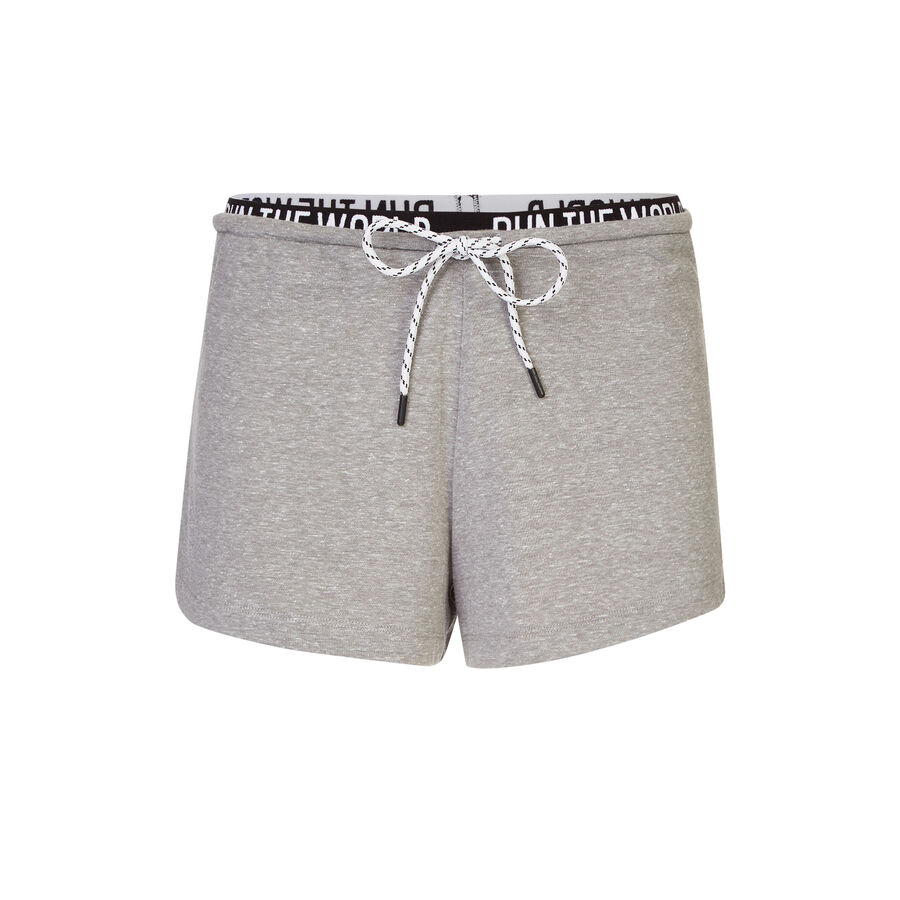 Worldiz grey shorts;${refinementColor}