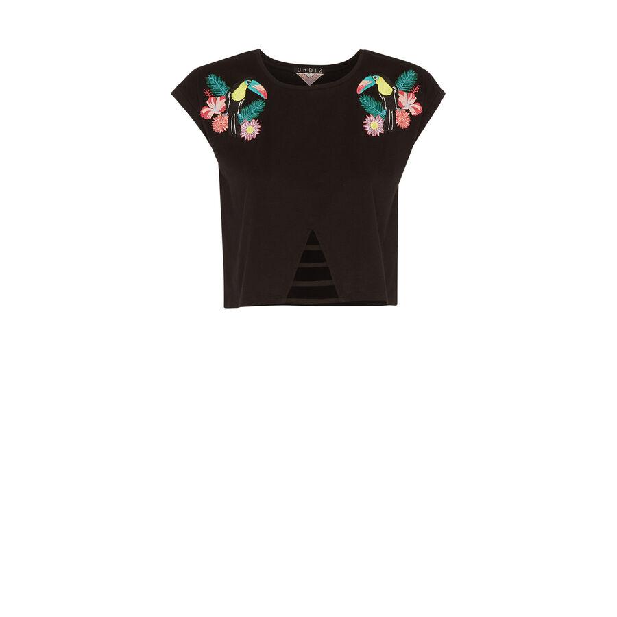 Tucaniz black top;${refinementColor}