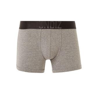 Patroniz grey boxer shorts .