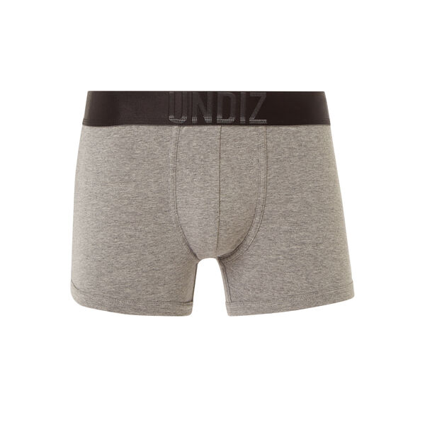 Patroniz grey boxer shorts ;${refinementColor}