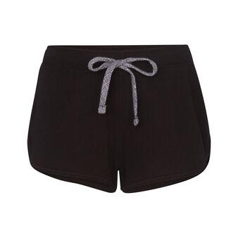Todobiz black shorts black.