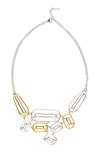 Karen Millen, Frame Necklace KM 0