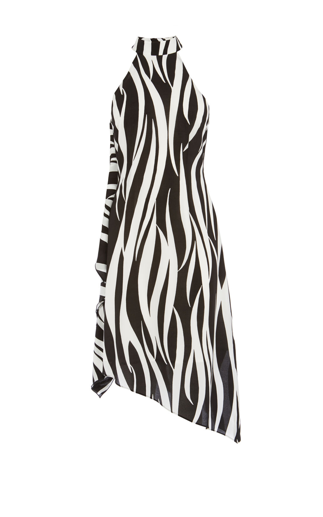 Karen Millen, DV307 OVERSIZE GRAPHIC ZEBRA Zebra Prnt 0