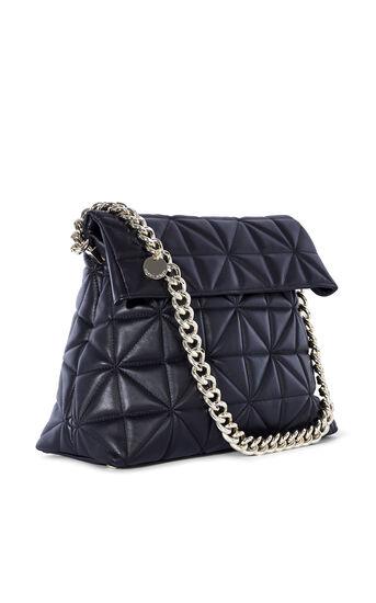 Karen Millen, QUILTED BAG Black 3
