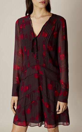 Karen Millen, GEO-PRINT SHIRT DRESS Multicolour 2
