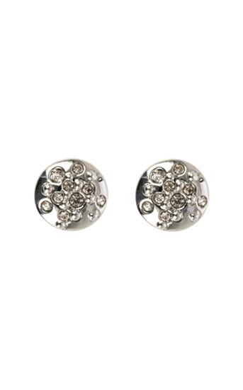 Karen Millen, Crystal Sprinkle Stud Earrings KM 0
