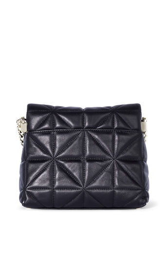 Karen Millen, QUILTED BAG Black 1