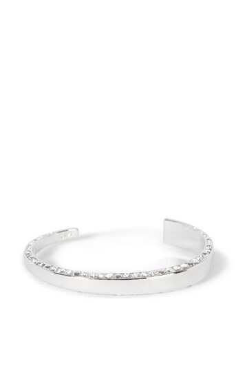 Karen Millen, BANGLE WITH CRYSTAL TRIM KM 0