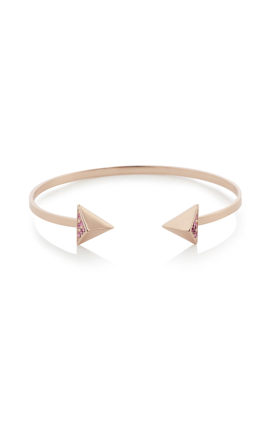 Karen Millen, Arrow bracelet Gold Col 0