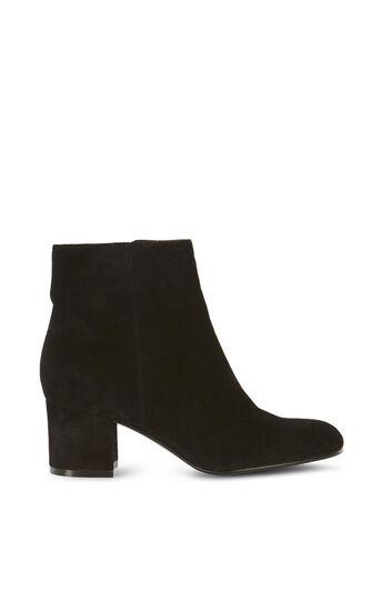 Karen Millen, SUEDE BOOTS Black 0