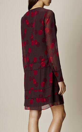 Karen Millen, GEO-PRINT SHIRT DRESS Multicolour 3