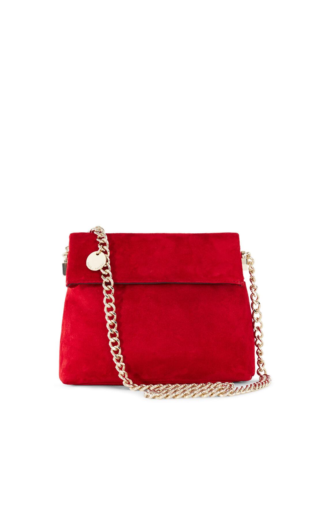 Karen Millen, MINI SHOULDER BAG Red 0