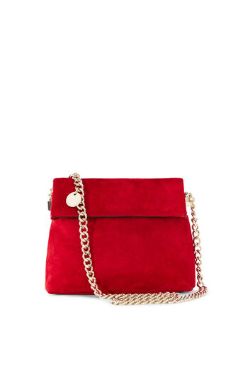 Karen Millen, MINI SHOULDER BAG Red 0