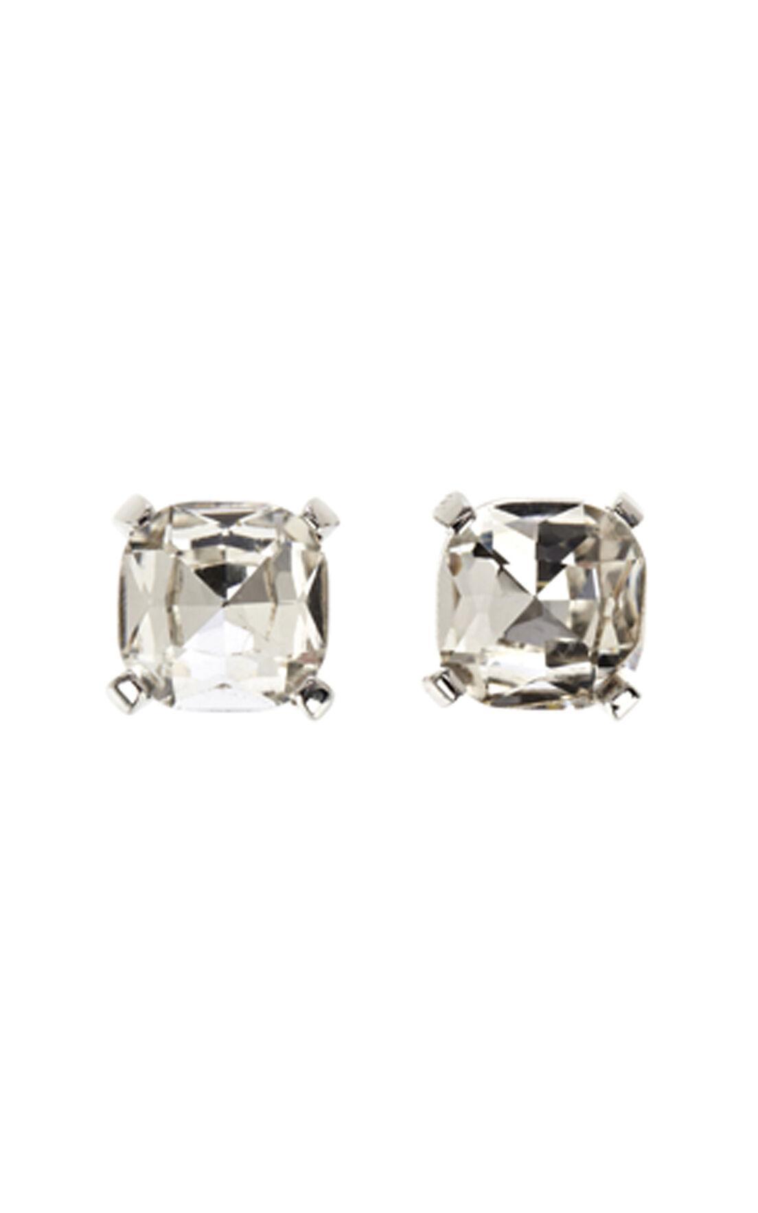 Karen Millen, Diamante Eye Earrings KM 0