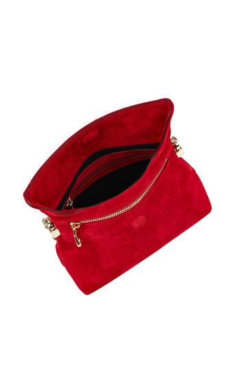 Karen Millen, MINI SHOULDER BAG Red 4