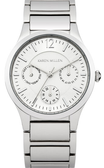 Karen Millen, Midsize multifunction steel wa KM 0