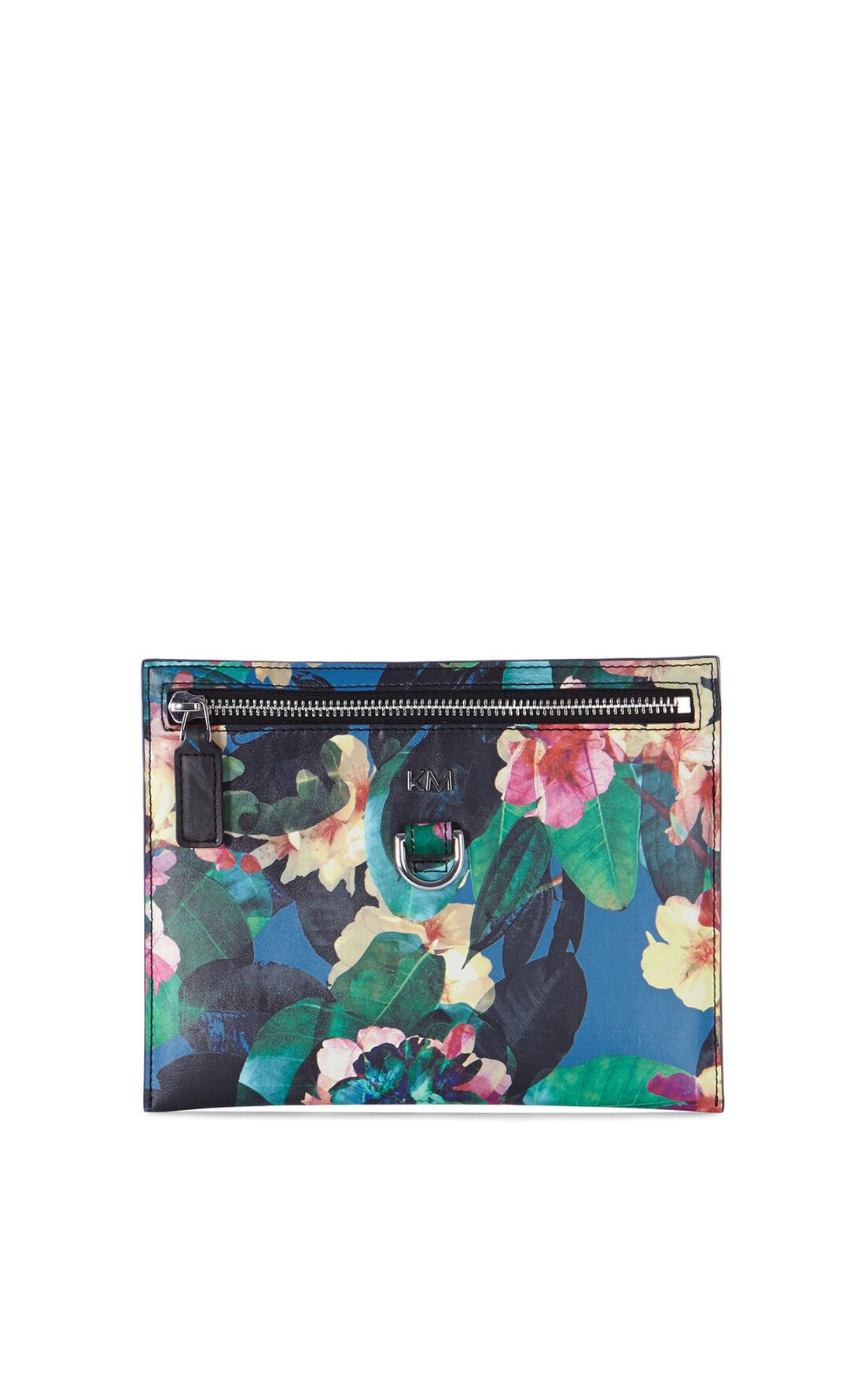Karen Millen, FLORAL POUCH Multicolour 0