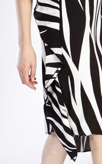 Karen Millen, DV307 OVERSIZE GRAPHIC ZEBRA Zebra Prnt 3