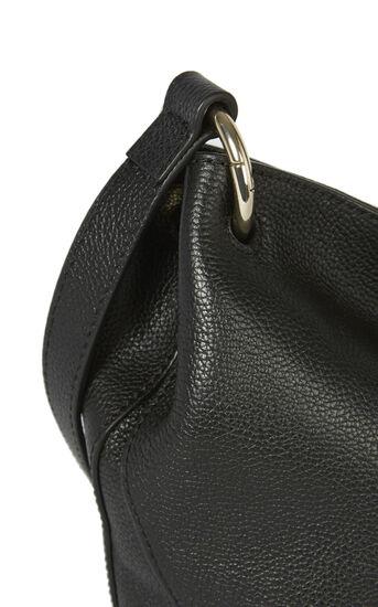 Karen Millen, SOFT SLOUCH BAG Black 5